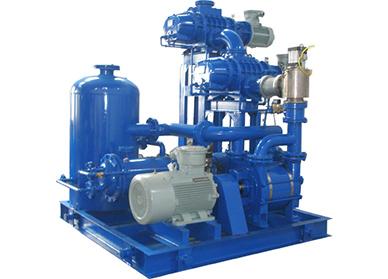 JZJ2S系列罗茨真空泵机组